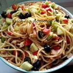 Sałatka spaghetti /...