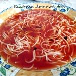 Zupa pomidorowa na...