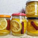 Cytryny w korzennym...