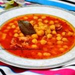 Zupa z ciecierzycy