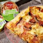 Pizza wegetariańska z...