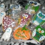 ciasteczka dekorowane luk...