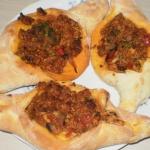 Tureckie chlebki z...
