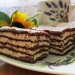 Ciasto Spartak-kakaowy pr...