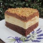 Ciasto Monte na kakaowym ...