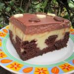 Ciasto budyniowy krol/pok...