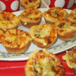 Babeczki pizza-idealne na...