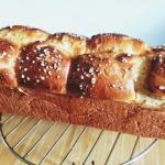 Puszysty chleb pszenny...