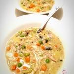 Kremowa zupa warzywna z...