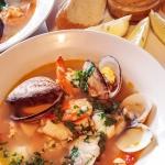 Zupa bouillabaisse –...