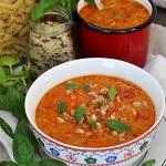 Zupa pomidorowa z...