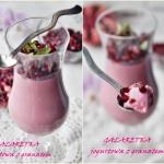 Galaretka jogurtowa z owo...
