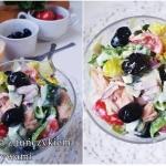 Salatka z tunczykiem i wa...