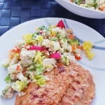 Salatka z kuskusem