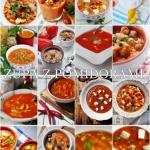 Zupa z pomidorow. Zupa po...