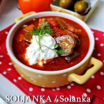 Solanka Soljanka nach...