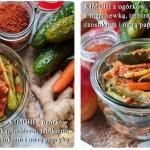 Kimchi z ogórków Oi...
