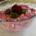 Salatka z burakow