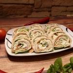 Tortille z Łososiem
