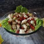 Salatka kalafiorowa z kop...