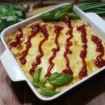 Lasagne z indykiem i...