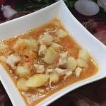 Zupa z ogórkami...