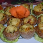 Kotlety Mielone muffiny