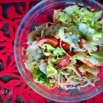 Orientalna salatka z kiel...