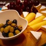 Deska serów i wędlin