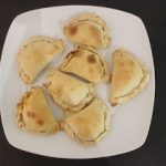 Pieczone empanadas z...