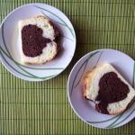 Ciasto z bialek