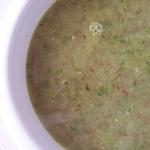 Zupa z rzezuchy