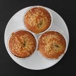 Muffinki z białą...