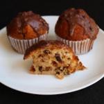 Bakaliowe muffinki a la...