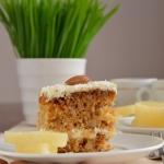 Ciasto dyniowe z ananasem...