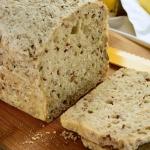 Tani chleb z mąki...