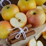 Wypieki z jabłkami -...