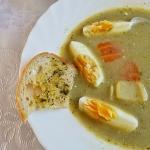 Zupa szczawiowa według...