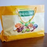 Paczka od firmy Bakalland