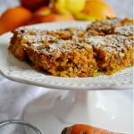 Ciasto marchewkowe bez...