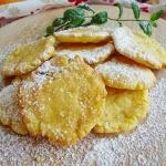 Ciastka z ziemniaków