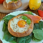 Jajko w bulce