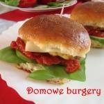 Domowe Burgery - Zdrowe...