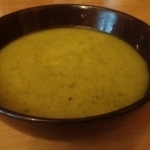 Zupa krem cukiniowo...