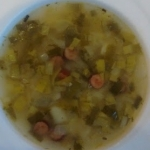 Zupa z porów