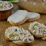 Pasta z Makreli i Twarogu