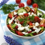 Salatka Kebab