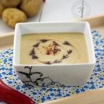 Zupa Krem z Ziemniaków...