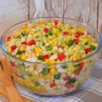 Salatka Choinka