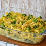 Zapiekanka z brokulami